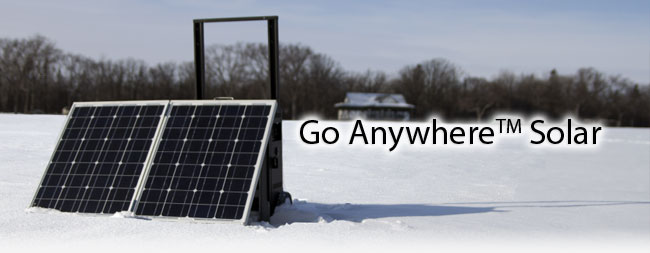 KOZI Go Anywhere Solar