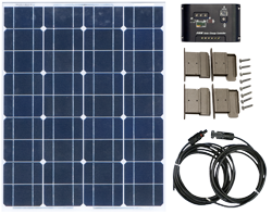 KOZI RV Solar Kit